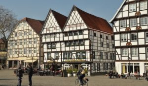 Soester Bördebauernmarkt lockt  zum farbenfrohen Altstadtbummel