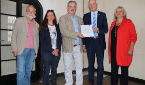 NRW-Stiftung fördert Ausstattung für das Landhaus Ilse