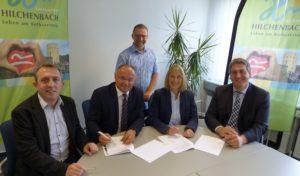 Flächenpool NRW: Startschuss für Entwicklung in Hilchenbach
