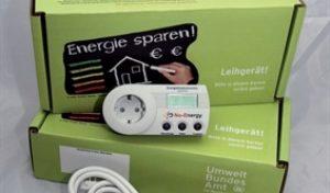 Stadtbücherei hilft beim Energiesparen!
