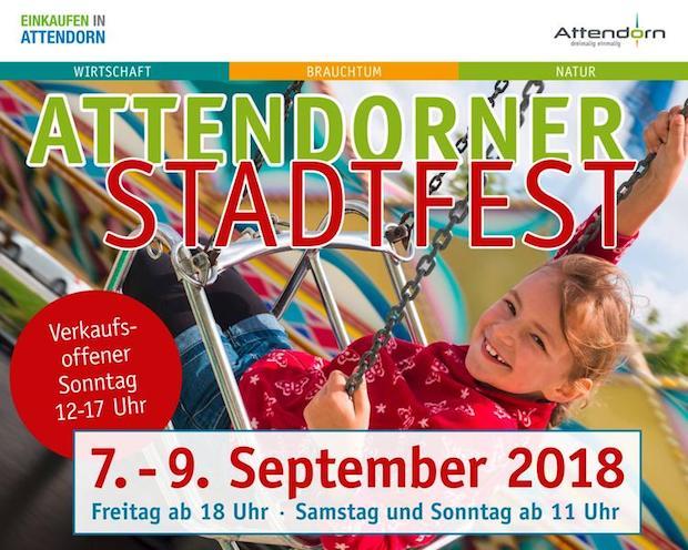 Photo of Attendorn feiert Stadtfest im September