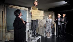 "Theatereröffnung in Werl :""Die Feuerzangenbowle"""