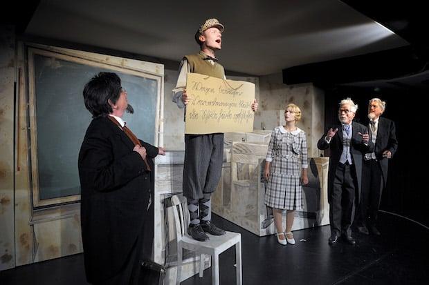 "Photo of Theatereröffnung in Werl :""Die Feuerzangenbowle"""