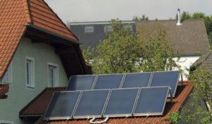 Optimierungsbedarf bei Solarwärme-Anlagen