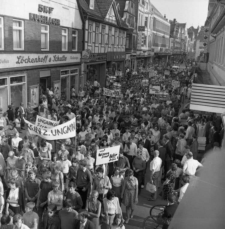 Photo of Die 68er in Westfalen