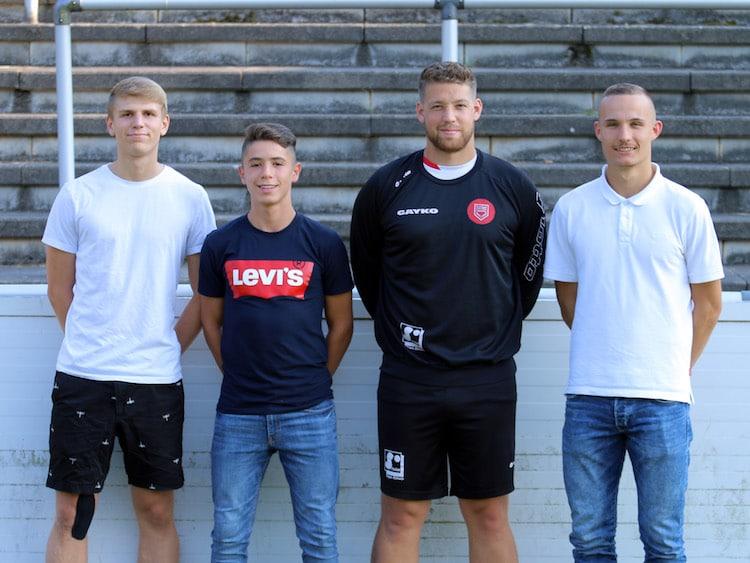 Photo of Sportfreunde Siegen: Drei junge Wilde mit Jugendförderverträgen ausgestattet