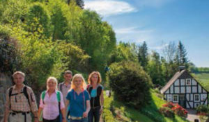 Deutschen Wandertag 2019: Neues Programmheft mit kreativen Angebot