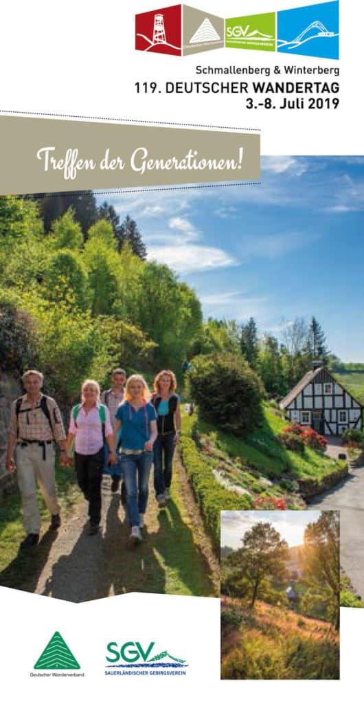 Photo of Deutschen Wandertag 2019: Neues Programmheft mit kreativen Angebot