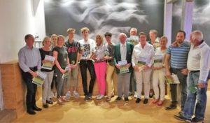 Clubmeisterschaften im Golfclub Repetal  2018