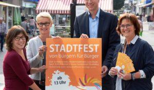 """Stadtfest in Meschede """"von Bürgern für Bürger"""""""