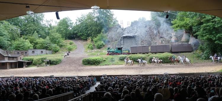 Photo of 219.000 Zuschauer besuchen Elspe im Jubiläumsjahr