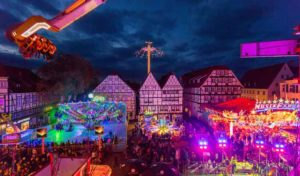 Soest feiert die Altstadtkirmes