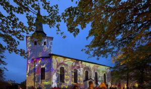 Lichtrouten: Lichtkunstfestival lässt Lüdenscheid zehn Tage lang erstrahlen
