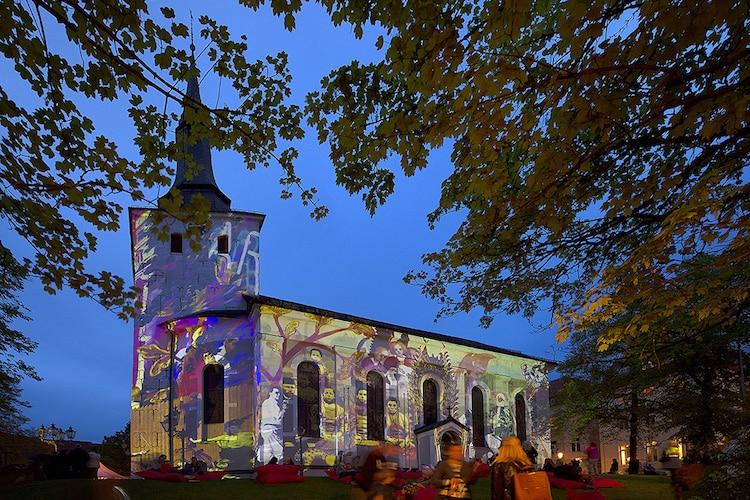 Photo of Lichtrouten: Lichtkunstfestival lässt Lüdenscheid zehn Tage lang erstrahlen