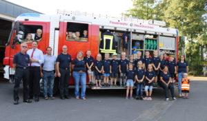 """""""Ich will ein Held sein!""""- Feuerwehr für Kinder in Neunkirchen"""