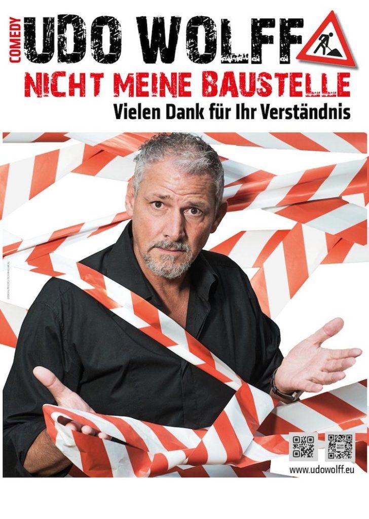Photo of Udo Wolff: von der Baustelle auf die Comedybühne
