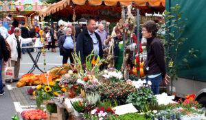 Wilnsdorfer Bauern- und Naturmarkt am 7. Oktober