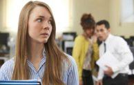 Auf Mobbing am Arbeitsplatz richtig reagieren