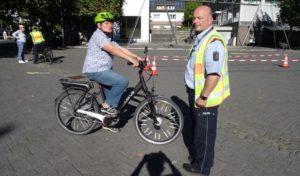 Sicher mit dem Pedelec/E-Bike unterwegs