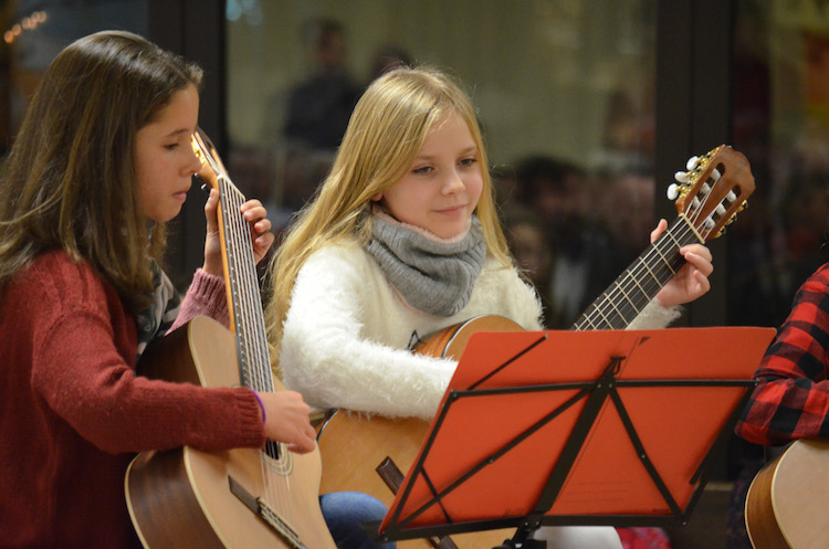 Magdalena Friese und Luna Denker