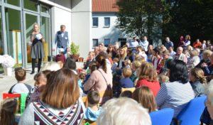 Kinderhaus eingeweiht