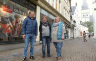 """Die ersten """"Pop-up Shop"""" in der Innenstadt"""