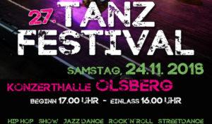 Tanzfestival in Olsberg
