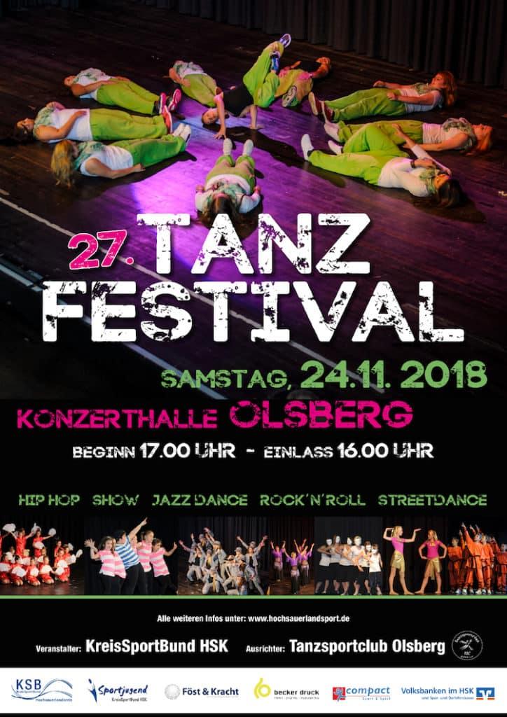Photo of Tanzfestival in Olsberg