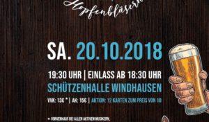 """""""O'zapft is"""" – Musikzug Attendorn feiert Oktoberfest"""