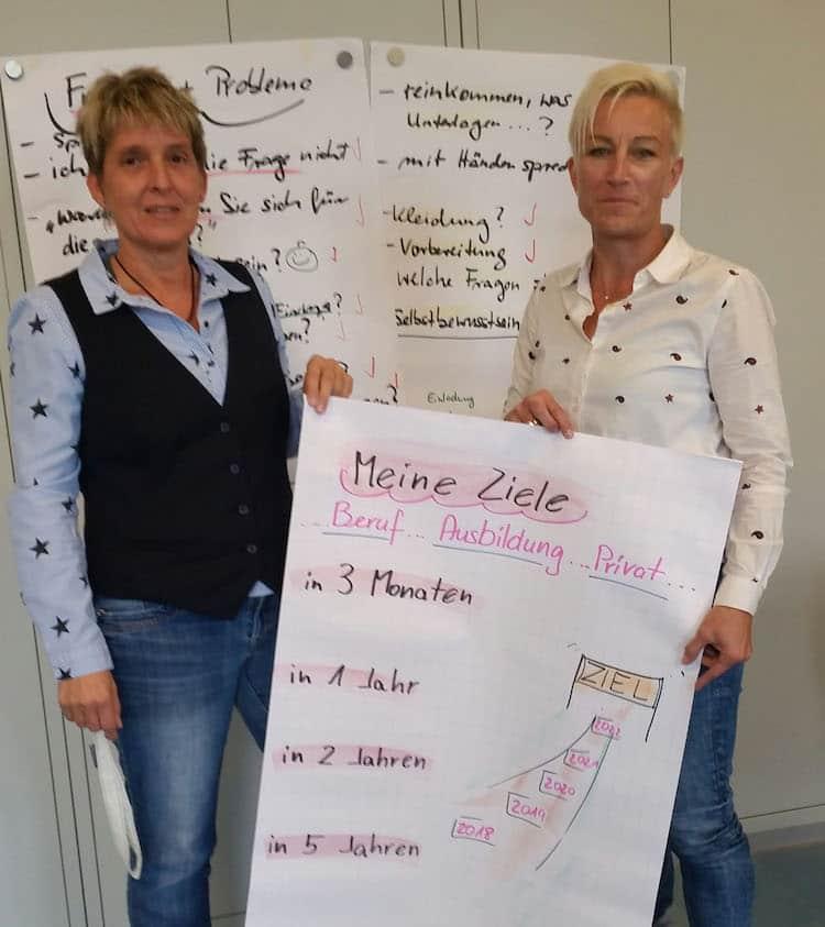 Photo of Praktisches Bewerbertraining für Geflüchtete im Bundesfreiwilligendienst