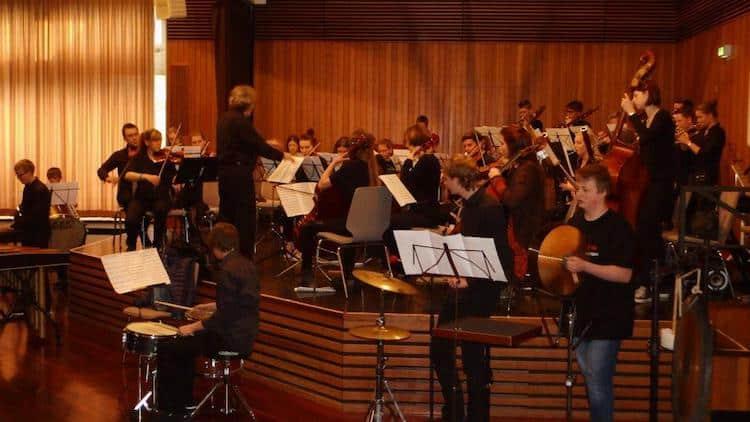 Photo of Concerto und Concertino stellen  Ergebnisse der gemeinsamen Freizeit vor