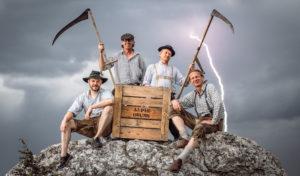 Toni Bartl Alpin Drums – Der Berg groovt!
