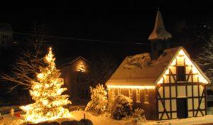 Weihnachtsmarkt – Adventszauber aus gutem Grund!