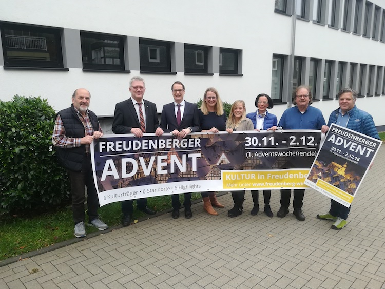 Photo of Freudenberger Advent 2018