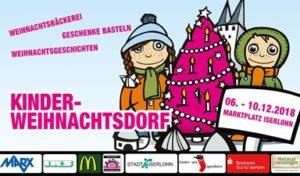 Kinderweihnachtsdorf in Iserlohn lädt wieder zum Besuch ein