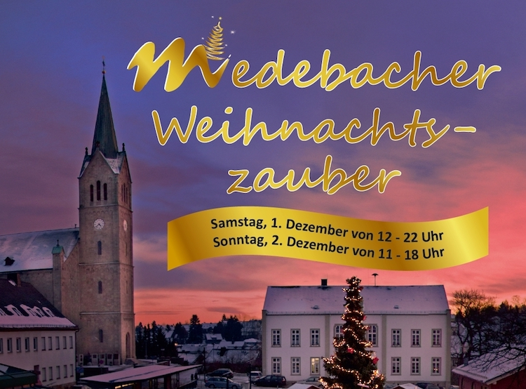 Photo of 8. Medebacher Weihnachtszauber