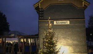 Glühwein-Tasting am ersten Advent – Weihnachtsbaumverkauf