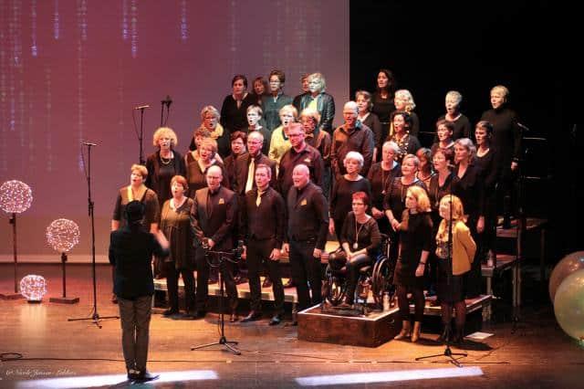 """Photo of Chöre """"Vision"""" und """"Die Tonträger"""" geben gemeinsames Konzert"""