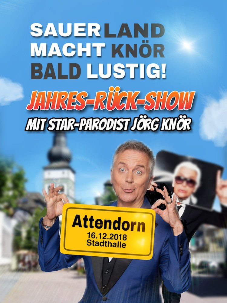 Photo of Jörg Knör – Der Sauerländer will überzeugt werden