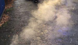 Entstehungsbrand in Absauganlage eines Industriebetriebes