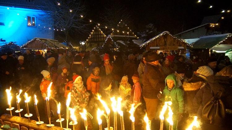 Photo of Der besondere Weihnachtsmarkt in Allendorf