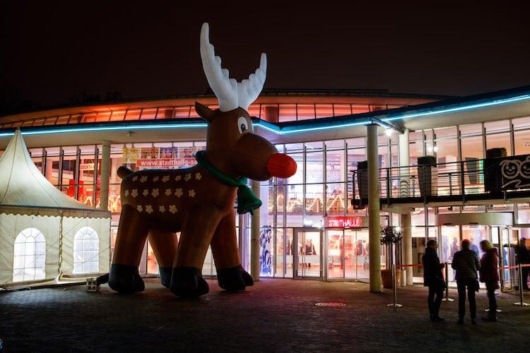 Photo of Die 13. Hellweg Radio Weihnachtsparty