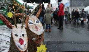 Wilnsdorfer Weihnachtsmarkt am 1. Advent