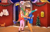 Familientheaterstück – Pippi plündert den Weihnachtsbaum