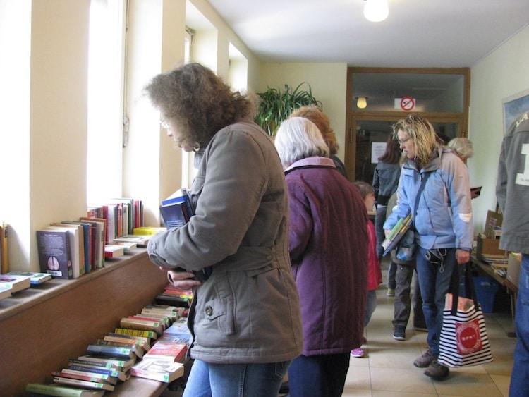 Photo of Vorweihnachts- Bücherflohmarkt der Stadtbücherei Hilchenbach
