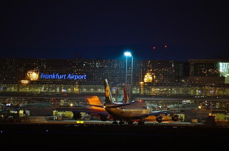 Photo of Geschäfte macht man im Business-Center am Flughafen Frankfurt