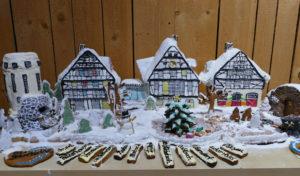 Ausstellung – 1. Hilchenbacher Lebkuchenhaus Wettbewerb