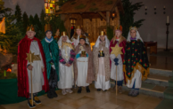 Sternsinger Aktion in Hützenmert