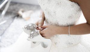 Brautschuhe – Wie finde ich die Passenden für mich?