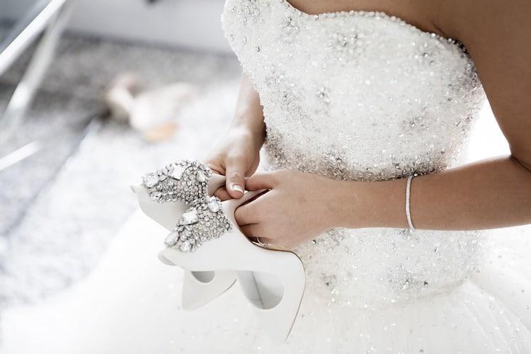 Photo of Brautschuhe – Wie finde ich die Passenden für mich?